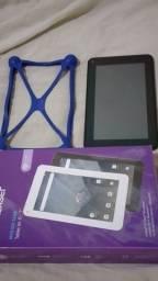 Tablet semi novo com nota fiscal e garantia