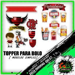TOPPER BOLO