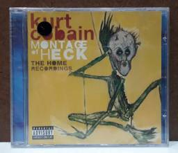 CD Kurt Cobain - Montage Of Heck
