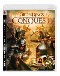 Título do anúncio: The Lord of the Rings Conquest Ps3