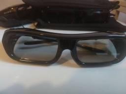 Lote óculos 3D Sony Mod. TDG-BR250