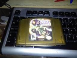 Zelda Majoras Mask (holográfica) Original N64 Nintendo 64