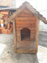 Casa pra cachorro porte médio