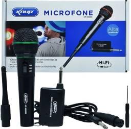 Microfone sem fio | Shows Palestras, Apresentações, Karaokê e reuniões