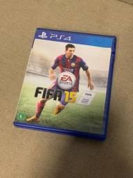 VENDE-SE CLÁSSICO // FIFA 15 PS4 APENAS 30 R$
