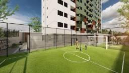 Condomínio Clube Em Camaragibe Com 2 e 3 Quartos