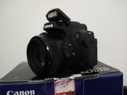 Câmera Canon Powershot SX70 HS