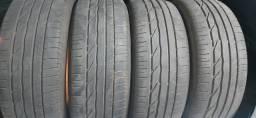 Vendo 4 pneu Bridgestone  205/ 55 R16