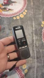 Gavador de voz Sony PX240