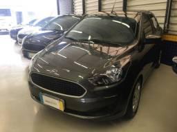 Ford-2020 KÁ 1.0 *SE Plus* -Flex-Único Dono! Garantia Fábrica!!!