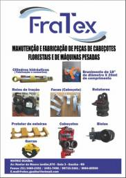 Serviços de cilindros hidráulicos