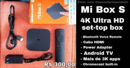 Mi Box S - 4K Ultra HD set-top box