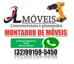 MONTADOR DE MÓVEIS Convencionais e Planejados