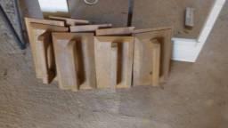 Desempenadeiras de madeira para acabamento