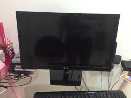 Vendo monitor tv lg 23 polegadas