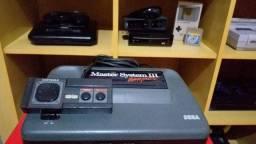 MASTER SYSTEM III COMPACT - SEGA