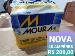 Bateria MOURA - NOVA