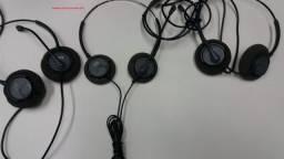 Headset Duplo Aricular