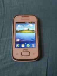 Vendo Samsung Pocket em ótimas condições e bateria dura 2 dias.Campos, RJ