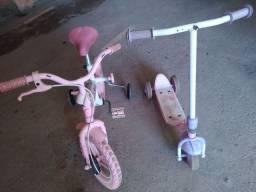 Compre a Bicicleta e ganhe o patinente