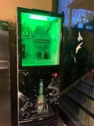 Geladeira e Freezer Heineken