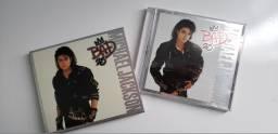Cd Michael Jackson Bad 25 Aniversário Em Perfeitas Condições