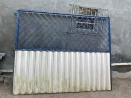 Dois portão