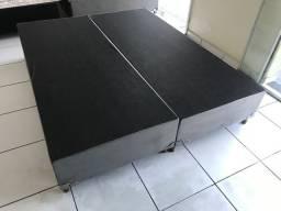 Base box Queen Size 1.98 x 1.58m - ENTREGAMOS HOJE