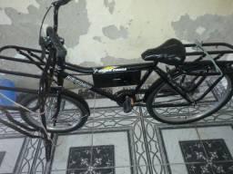 bicicleta cargueira seme nova