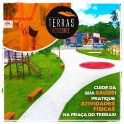 Avenidas duplicadas >> loteamento Terras Horizonte >