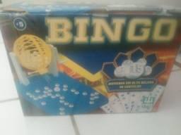 Jogo Bingo planalto