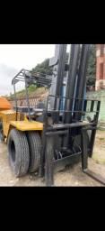Empilhadeira 10 toneladas vendo ou troco