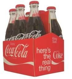 Miniatura Garrafinhas Coca Cola Original Licenciado