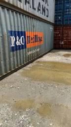 Container Carga Seca 20' e 40' pés dry e hc