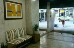 Copacabana - Flat mobiliado com varanda, restaurante e serviços