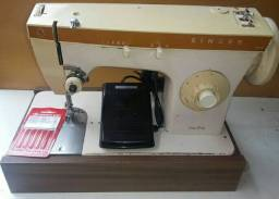 Máquinas de costuras com garantia de 3 meses