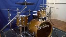 Bateria Odery custom hand made apenas tambores
