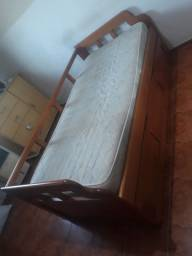 Cama Bicama de madeira