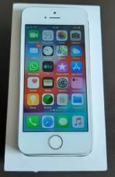 Iphone 5s Impecável! Funcionando Tudo!