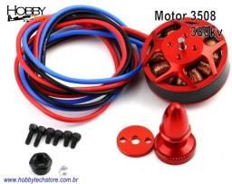 Motor Brushless SunnySky 3508-29 380kv - Novo