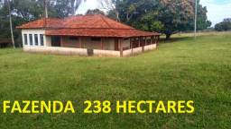 Fazenda Saída da U.C.D.B Campo Grande com 238 Hectares Rica em Água