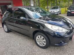 Peugeot 207 4 portas xrs 1.4 completo 2010ano