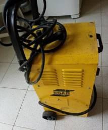 Máquina de solda Esab 256 plus Ac/Dc