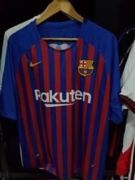 Camisa Barcelona Nike 2020 Oficial Entrega Grátis