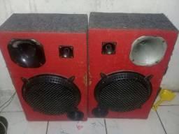 Vendo dos caixa de som ou para retirarada dos fones por $200 reais