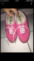 Tênis rosa n*35