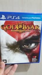 God of war lll  , remasterizado PS4