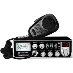 Rádio Px Voyager Vr-148gtl (nc) Até 40 Canais Pronta Entrega