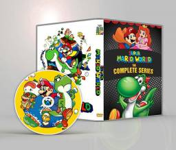Super Mario World Completo Raríssimo