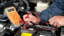 Eletricista automotivo